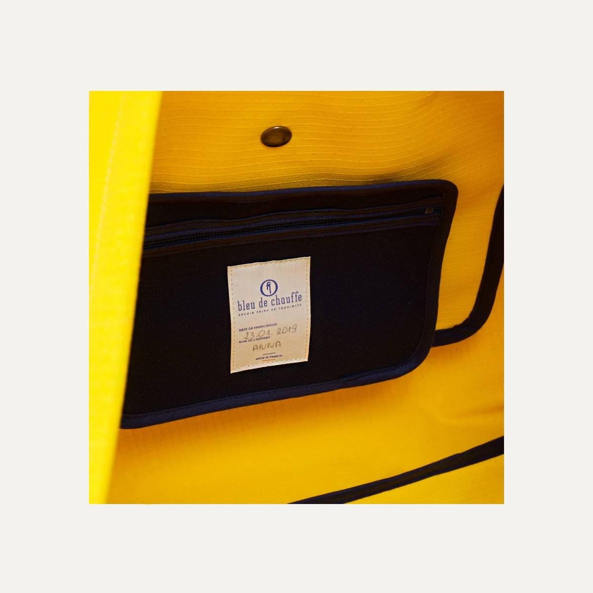Cabine Travel bag - Regentex Yellow (image n°6)