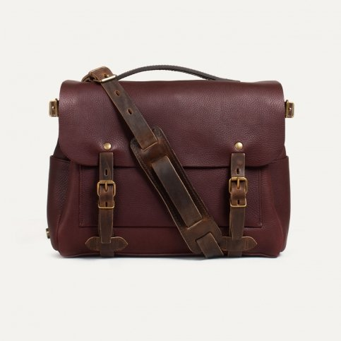 Postman bag Éclair M - Peat da91621421ba2
