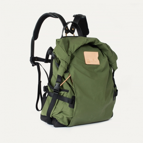 20L Basile Backpack - Bancha Green