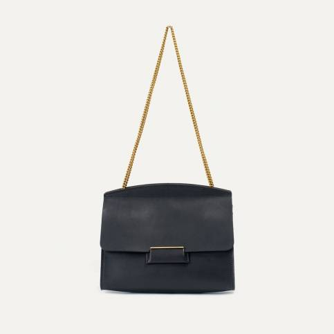 Origami S clutch bag - Black