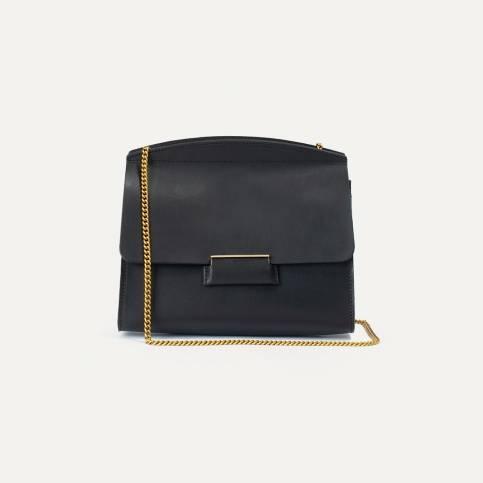 Origami S clutch bag - Black