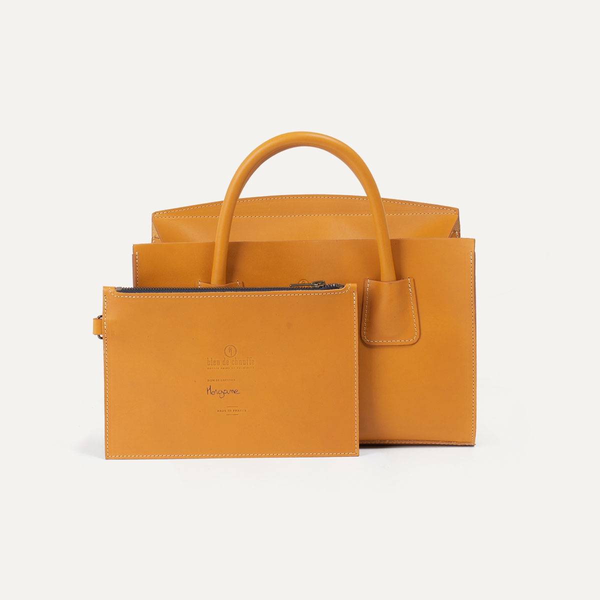 Origami M Tote Honey