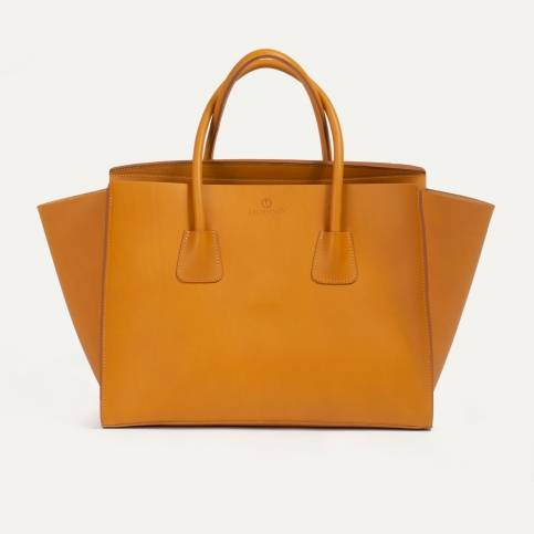 Origami L Tote - Honey