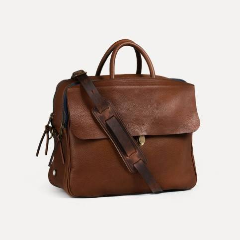 Zeppo Business bag - Cuba Libre / E Pure