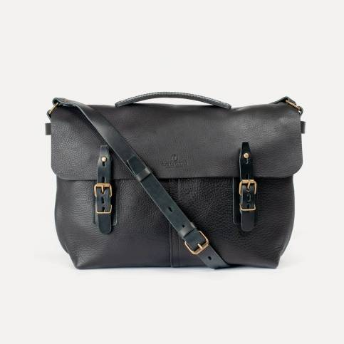 Lucien Satchel bag - Black