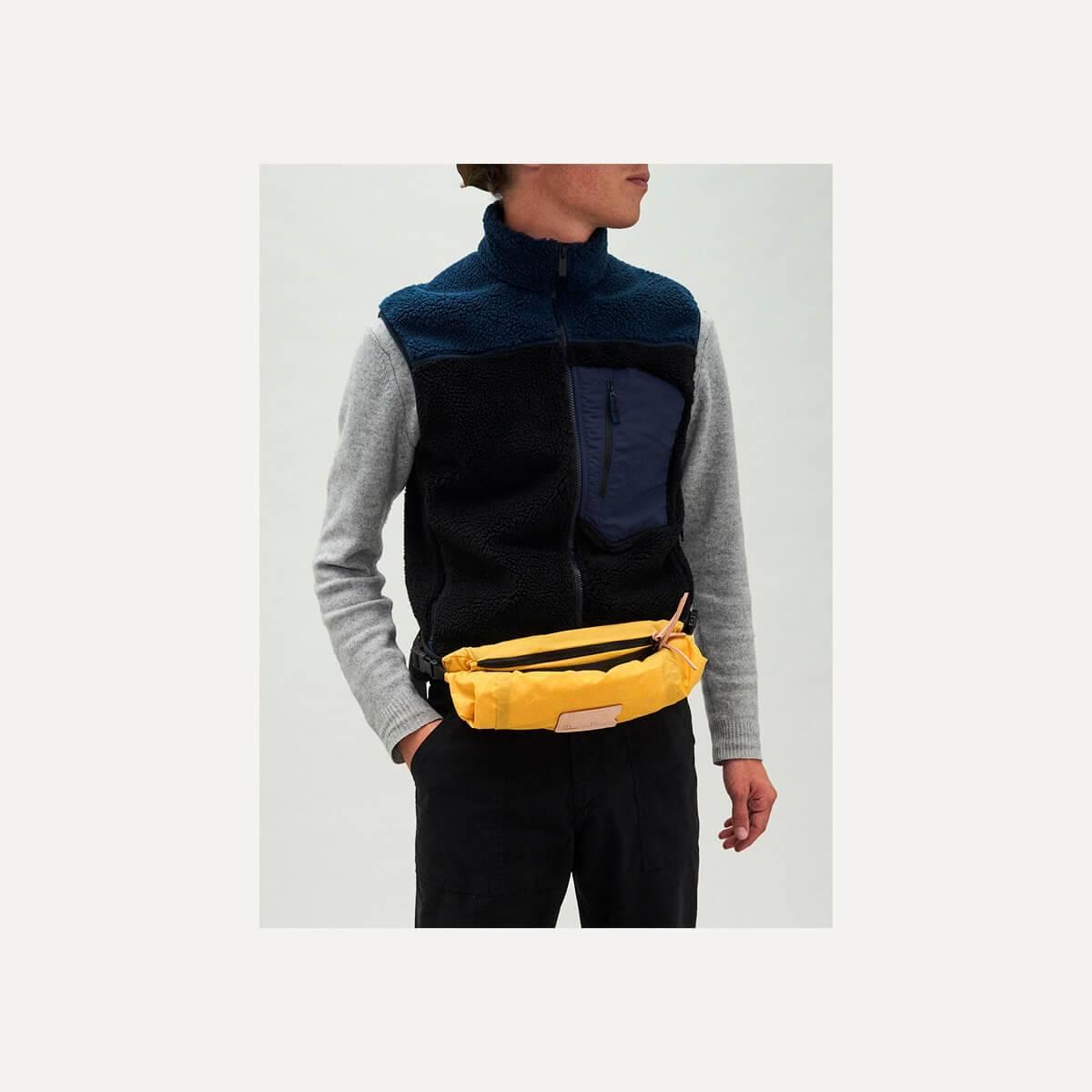 8L Bastille Belt bag - Sun Yellow (image n°4)