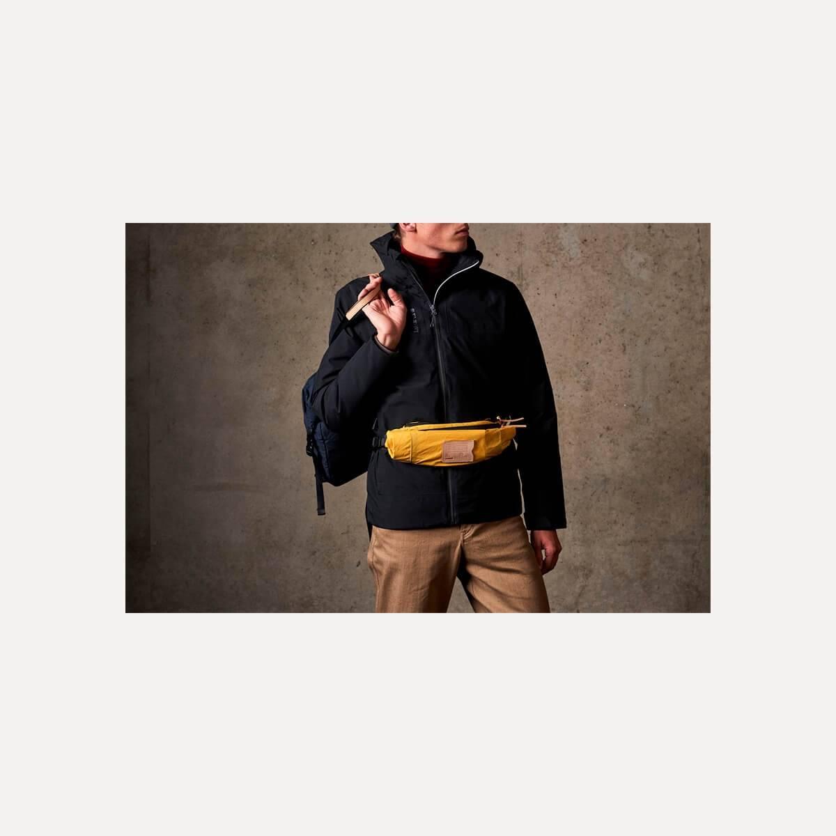 8L Bastille Belt bag - Sun Yellow (image n°5)