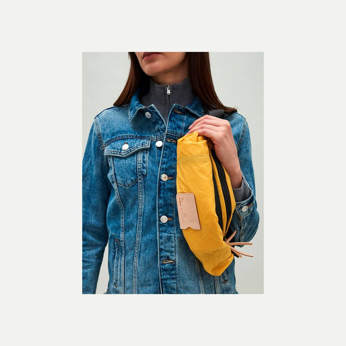 8L Bastille Belt bag - Sun Yellow (image n°8)