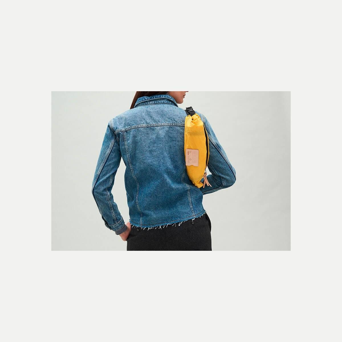 8L Bastille Belt bag - Sun Yellow (image n°7)
