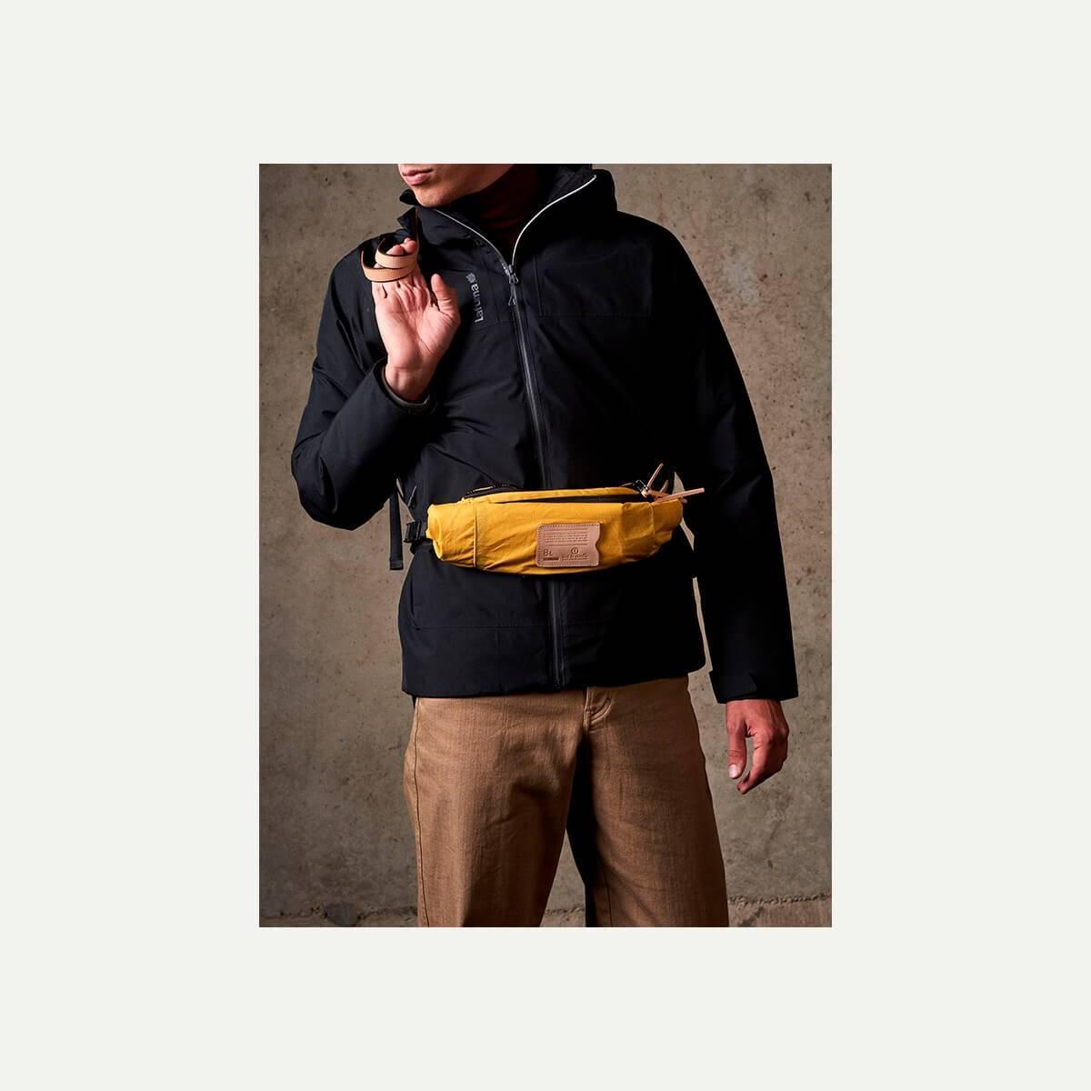 8L Bastille Belt bag - Sun Yellow (image n°6)