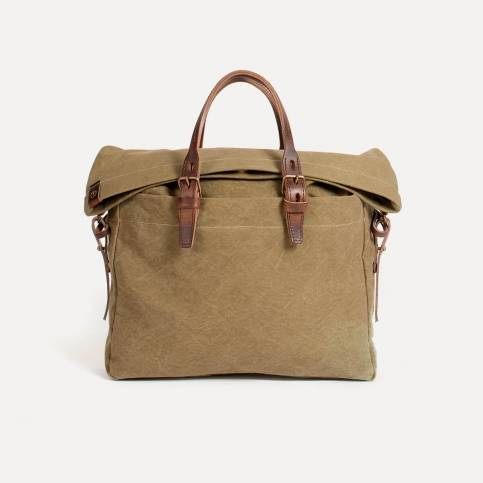 Business bag Remix - Khaki stonewashed