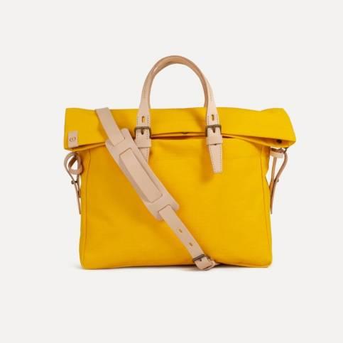 Remix business bag - Regentex Yellow