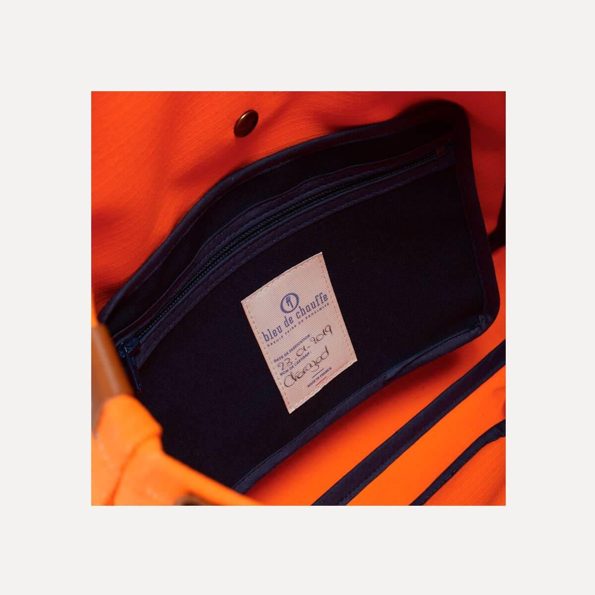 Remix business bag - Regentex Orange (image n°7)