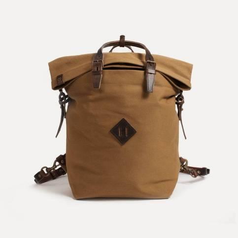 Woody Backpack - Camel BM