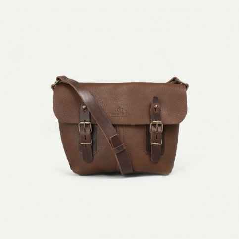 Louis Satchel bag - Brown
