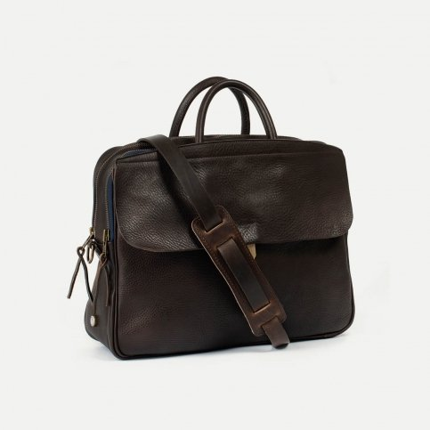 Zeppo Business bag - T Moro / E Pure