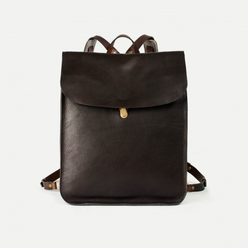 Arlo leather backpack - T Moro / E Pure