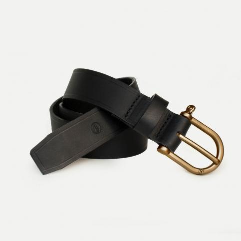 Manille Belt - Black /  Gold
