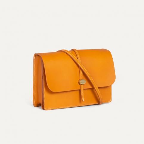 Jordi Clutch bag - Honey Natural