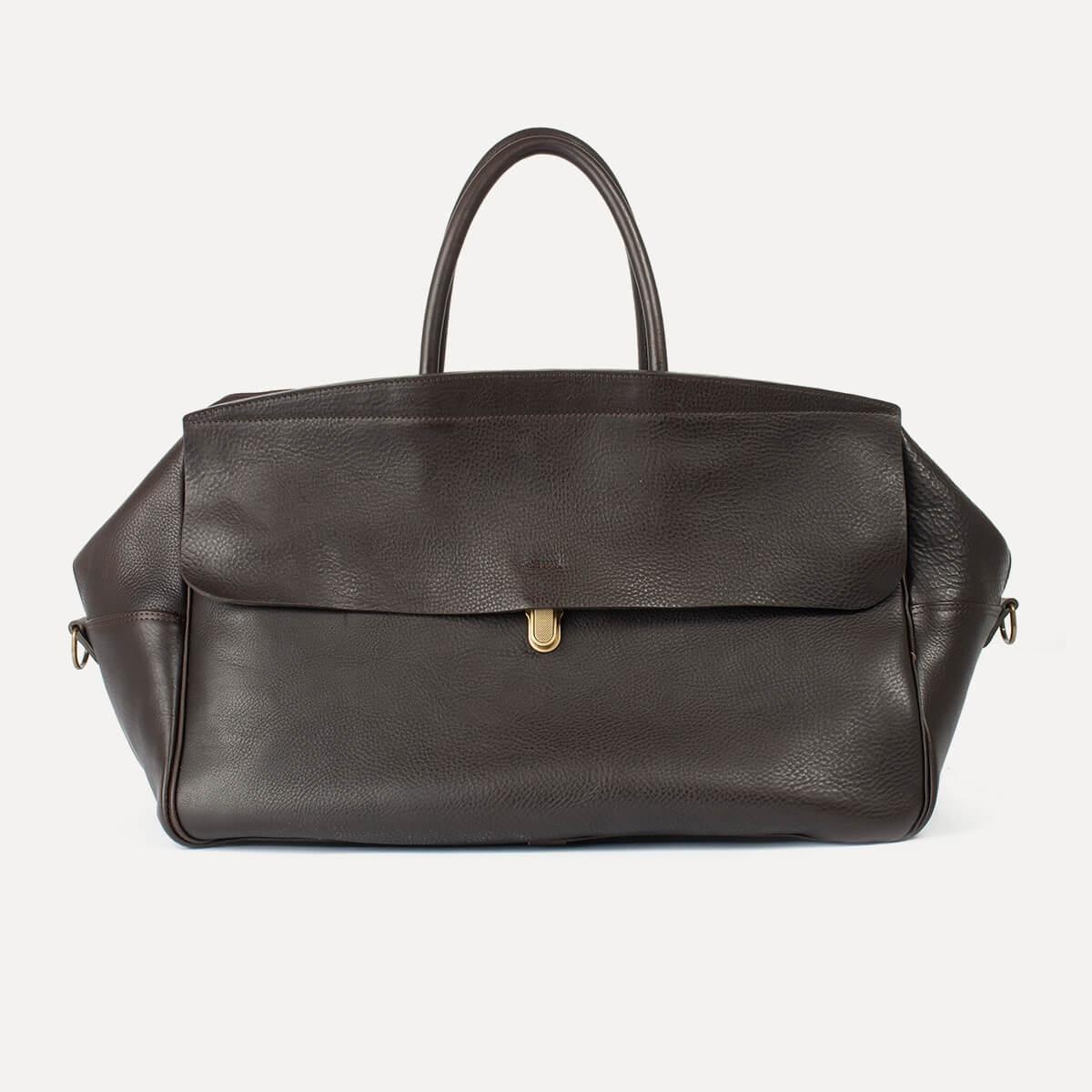Gummo travel bag - Dark Brown / E Pure (image n°2)