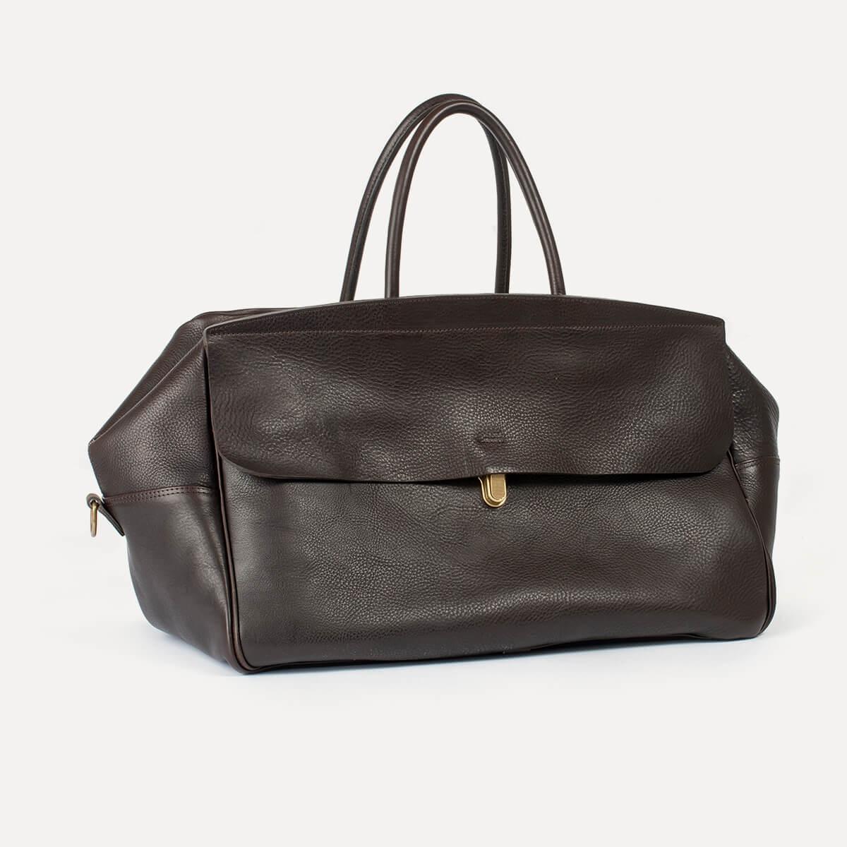 Gummo travel bag - Dark Brown / E Pure (image n°3)