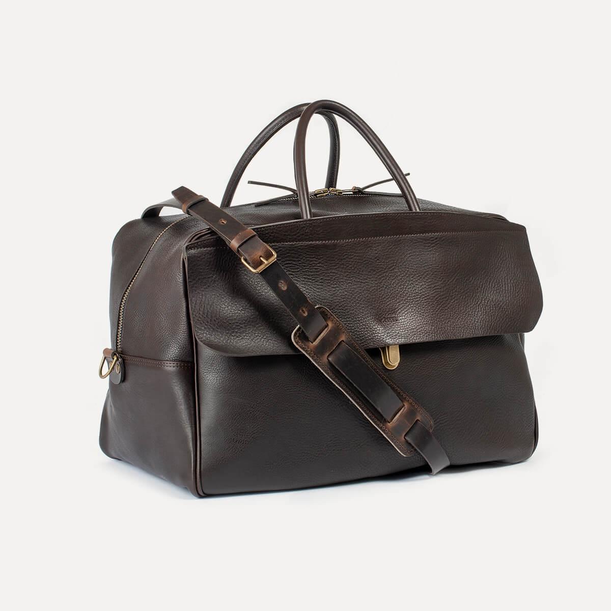 Gummo travel bag - Dark Brown / E Pure (image n°8)