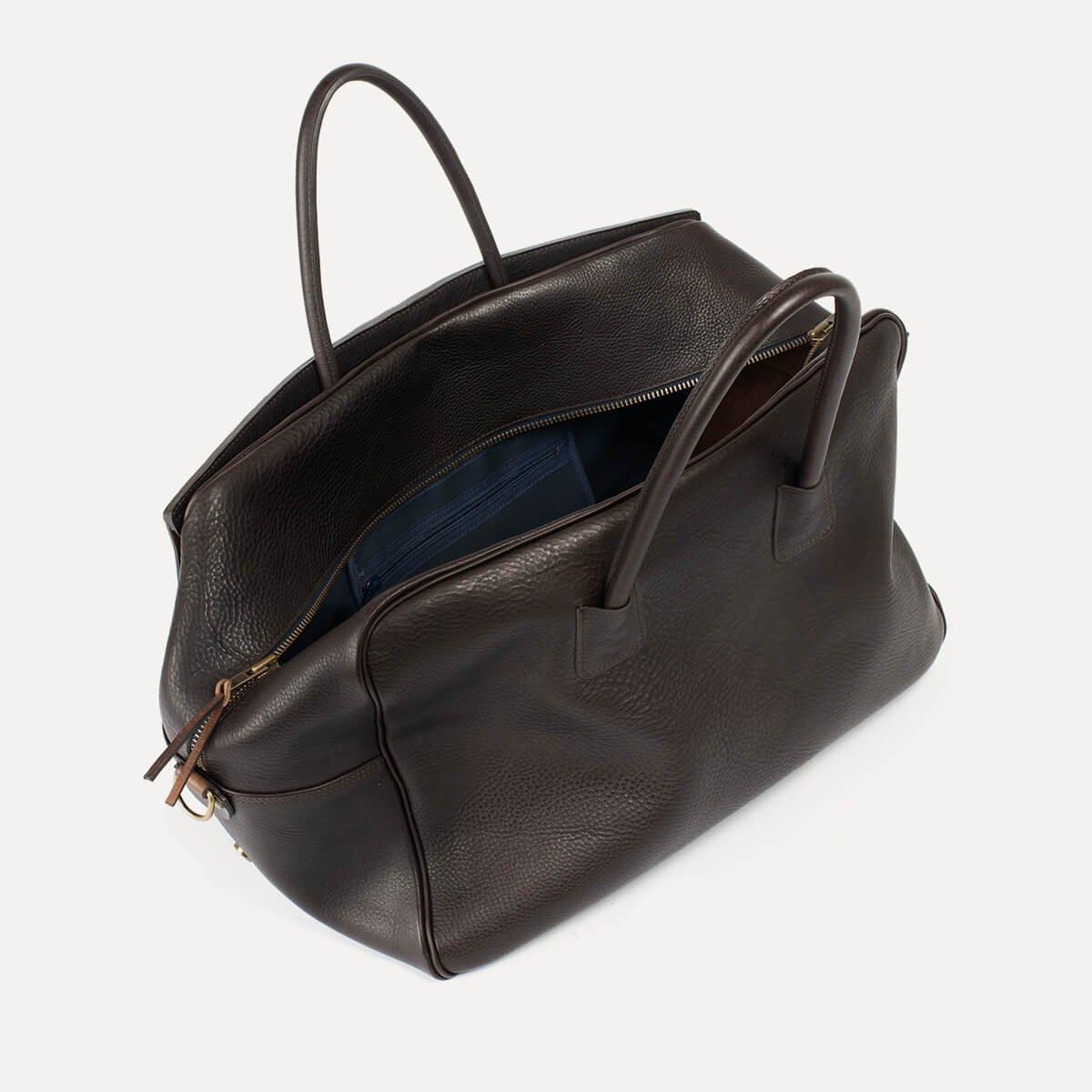 Gummo travel bag - Dark Brown / E Pure (image n°5)