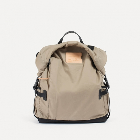 20L Basile Backpack - Beige
