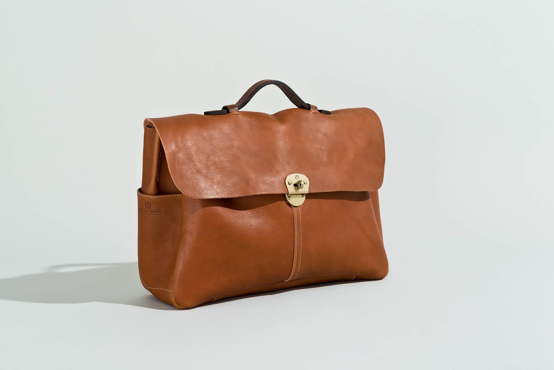 sac cartable charles i sac cuir homme made in france. Black Bedroom Furniture Sets. Home Design Ideas