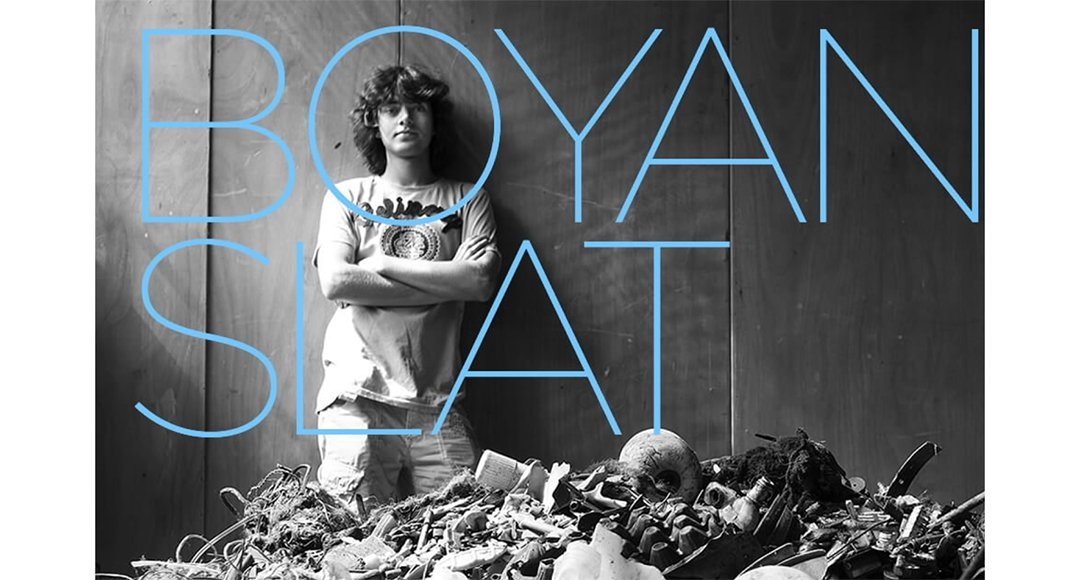 Nominee for The Design Prize: Boyan Slat: The Ocean Clean Up