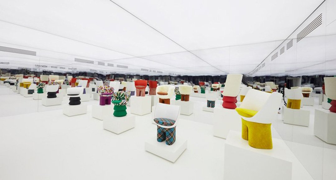 Objets Nomades de Louis Vuitton, Milan Design Week