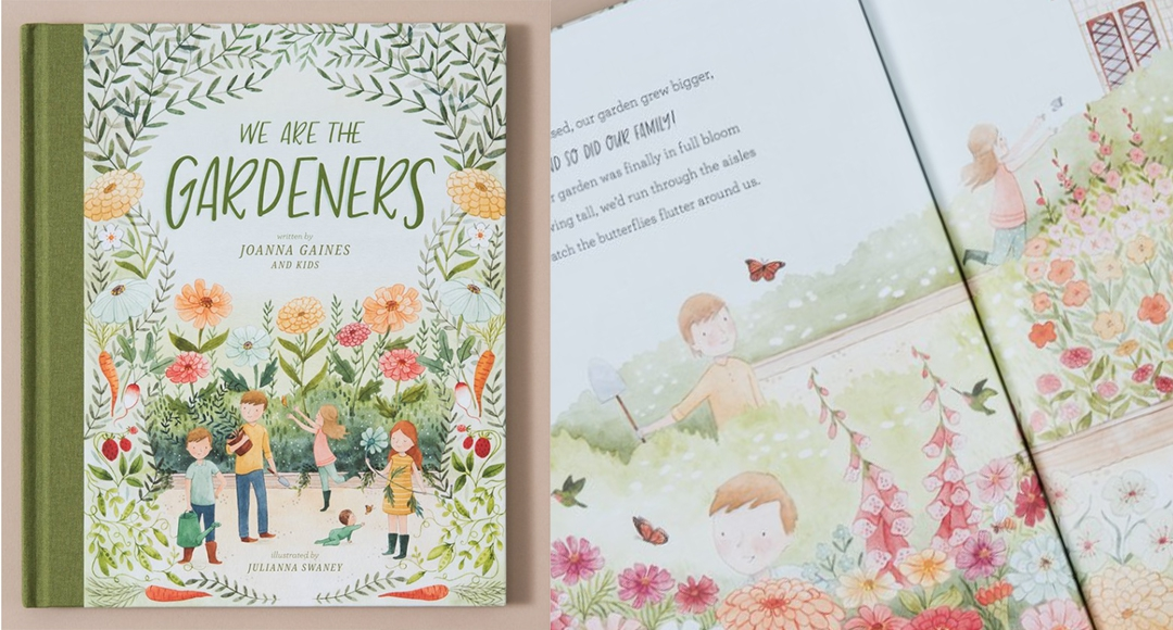 We are the gardeners, Joanna Gaines